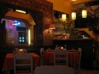 Restaurant in Siem Reap.