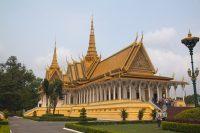 Royal Palace grounds.