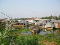 Life on the Mekong.