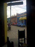 Trinidad street view