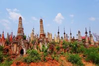 Shwe Inn Thein, Inle Lake, Myanmar.