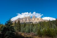 The Canadian Rockies are amazing.