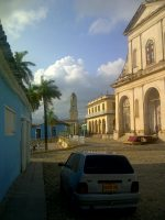 Streets of Cienfuegos
