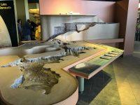 Model of Carlsbad Caverns.