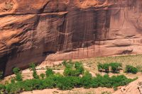Can you spot the cliff dwellings?
