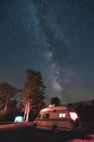 Another beautiful Milky Way at Cherry Springs State Park.