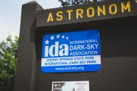 It's official. Cherry Springs is an International Dark Sky Park .