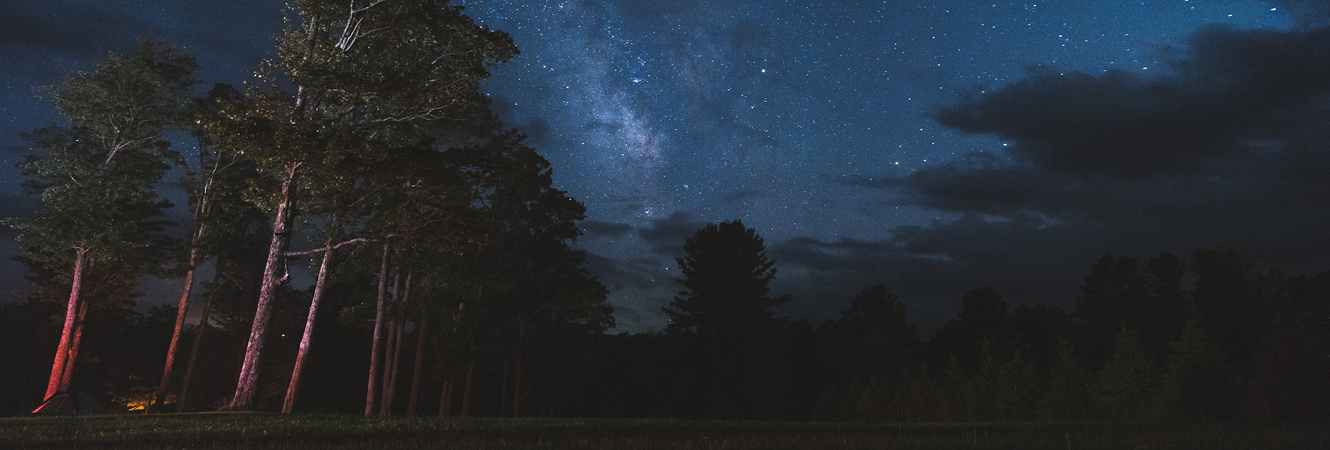 International Dark Sky Park: Camping at Cherry Springs State