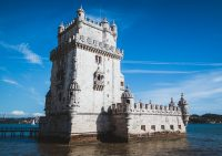 Tower of Belém.