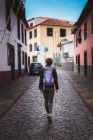 Wander cobblestone streets in quaint villages.