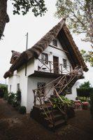 The Casa típica de Santana Airbnb was superb.