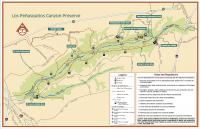 Los Penasquitos Canyon Preserve Trail Map