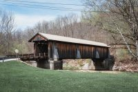 The town of Livingston Manor is home to covered bridges. The area is also well-known for its fly-fishing.