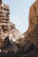"""The Slot"" Trail, Anza-Borrego Desert State Park, California"