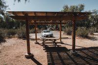 Tamarisk Grove Campground, Anza-Borrego Desert State Park, California