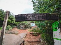 The hike from Santa Maria de Navarra to Pedra Longa