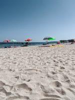 Spiaggia del Lido di Orrì - an easy to access beach