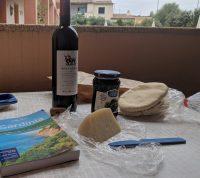 humangear GoBites utensil travels to Sardinia!