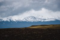 Views of the volcano Hekla