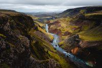 The river Fossá