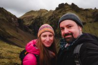 Hiking at Þakgil