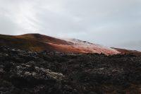 Krafla lava field