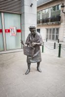 The Hat Lady, Brussels, Belgium