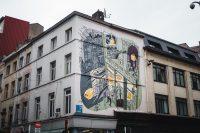 Street Art, Brussels, Belgium