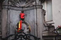 Manneken Pis for the win!, Brussels, Belgium