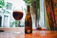 Tasting the Westvleteren beer