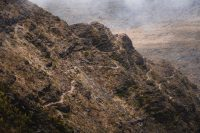 Crater Rim hike, Haleakalā National Park, Maui