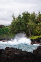 town of Ke'anae, Maui