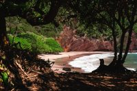 Hāmoa Beach, Road to Hana, Maui
