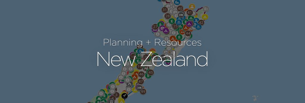 New Zealand: Planning and Resources