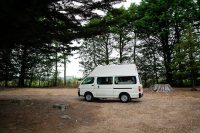 Our New Zealand Campervan