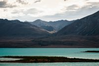 near Lake McGregor campsite