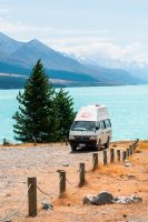 Lake Pukaki Reserve campsite