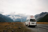 Aoraki/Mount Cook National Park, here we come!