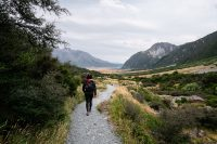 Kea Point Track, Aoraki/Mount Cook National Park