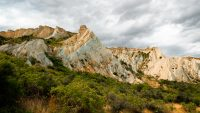Clay Cliffs, Omarama