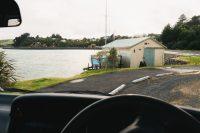 Portobello Road pull-out, Otago Peninsula