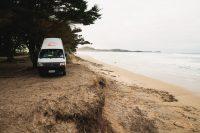 Katiki Beach North Reserve Rest Stop, Hillgrove