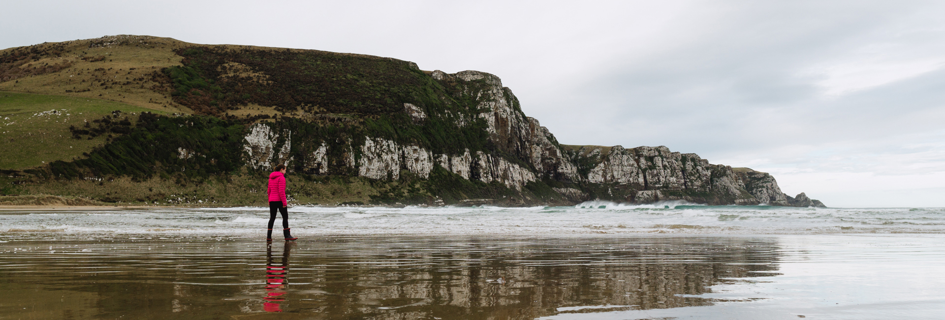 Southern Scenic Route through The Catlins