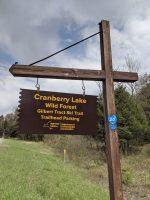 Cranberry Lake 50: Gilbert Tract Trailhead