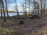 East Inlet Campsite 13