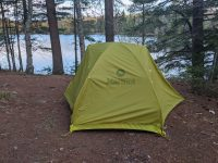 Peavine Swamp Loop 3 Campsite
